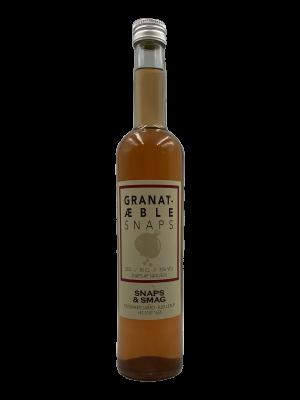 Snaps med Granatæble smag